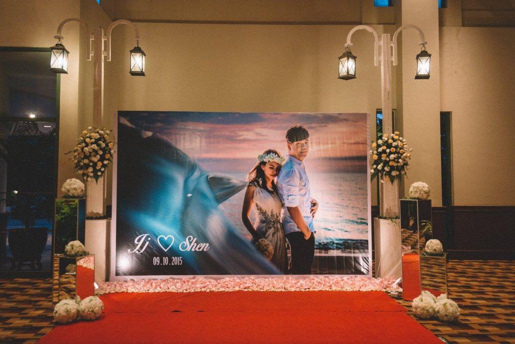JJ & Shen Wedding Reception